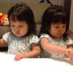 双子揃ってRSウイルス。。想像以上に大変だった件。2歳2ヶ月