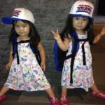 双子姉妹・3歳に。ディズニーランドに行きました